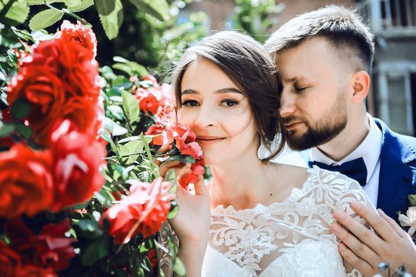 Роман и Марина - фото №20