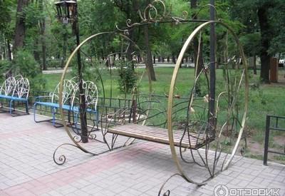 Городской сад - портфолио 4