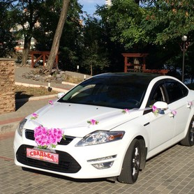 Форд Мондео - авто на свадьбу в Донецке - портфолио 3