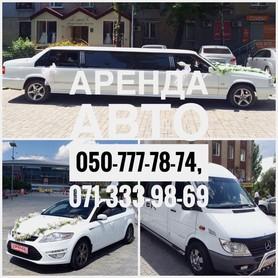 Аренда микроавтобуса - авто на свадьбу в Донецке - портфолио 3
