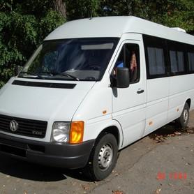 Аренда микроавтобуса - авто на свадьбу в Донецке - портфолио 2