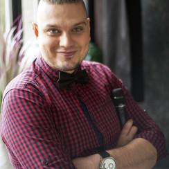 Дмитрий Кацило - ведущий в Киеве - фото 4