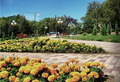 Приморский парк - фото 1
