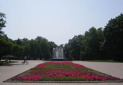Приморский парк - место для фотосессии в Мариуполе - портфолио 4