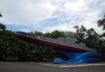 Приморский парк - место для фотосессии в Мариуполе - портфолио 6
