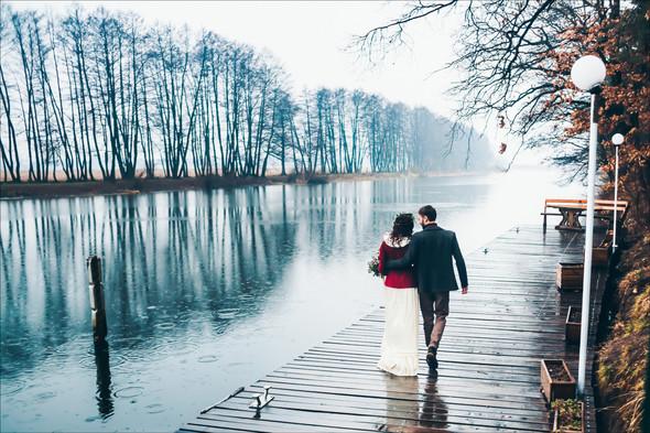 Marsala Wedding - фото №47