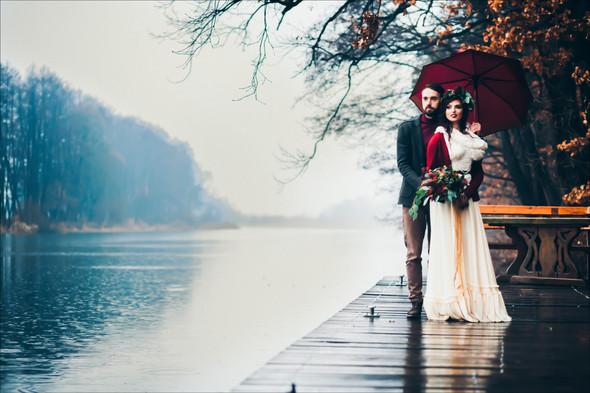 Marsala Wedding - фото №48