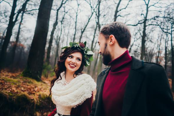 Marsala Wedding - фото №39