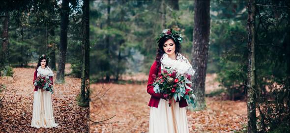 Marsala Wedding - фото №12