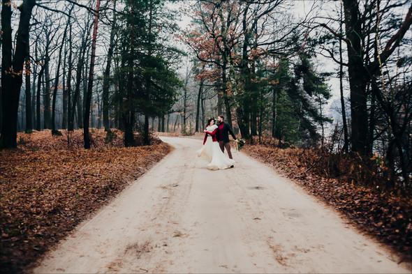 Marsala Wedding - фото №42