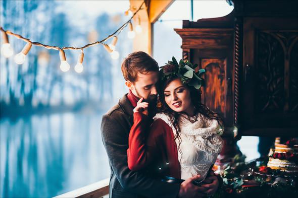 Marsala Wedding - фото №57