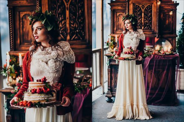 Marsala Wedding - фото №54