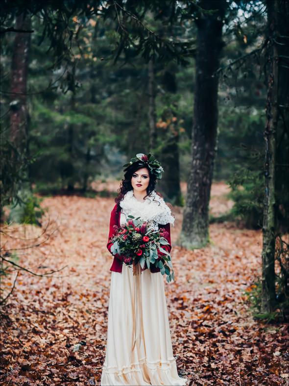 Marsala Wedding - фото №11