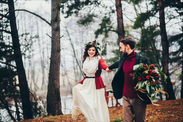 Marsala Wedding - фото №32