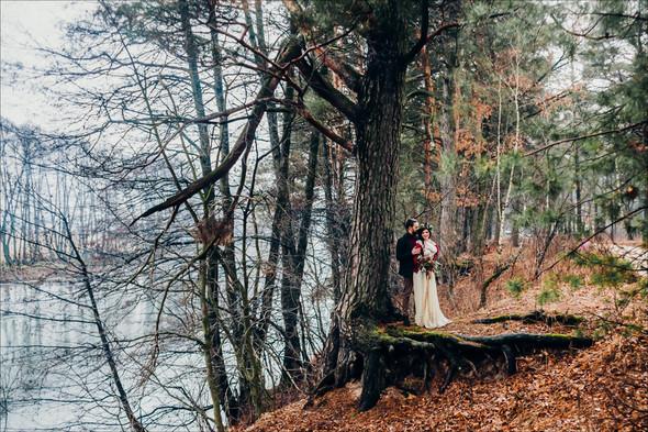 Marsala Wedding - фото №38