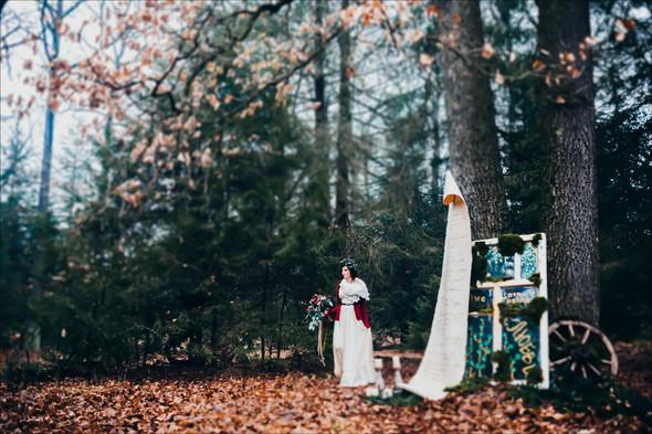 Marsala Wedding - фото №17