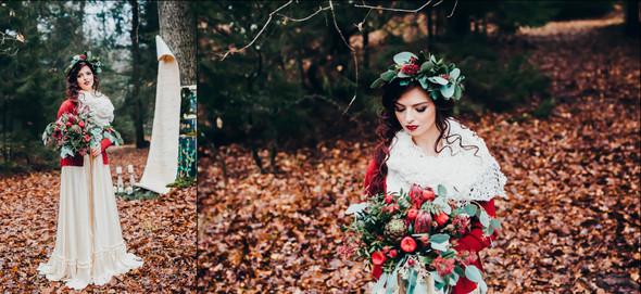 Marsala Wedding - фото №15