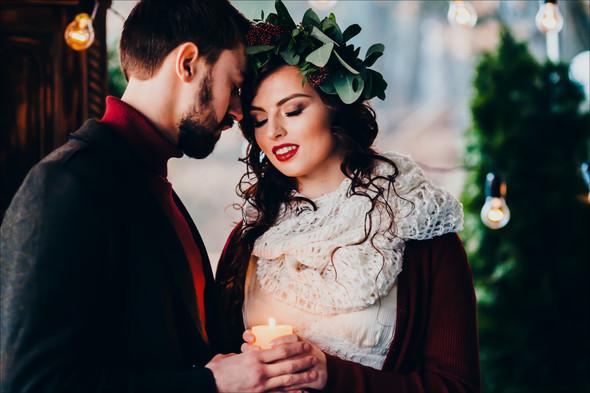 Marsala Wedding - фото №60