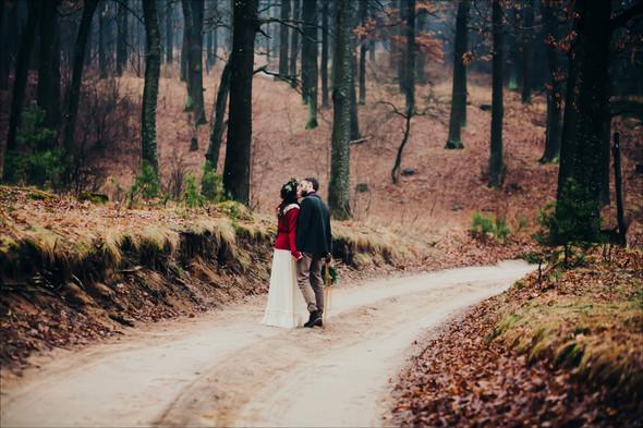 Marsala Wedding - фото №35