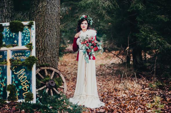 Marsala Wedding - фото №21