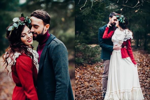 Marsala Wedding - фото №26