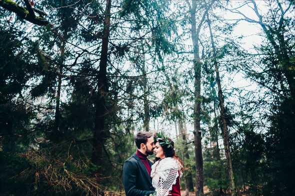 Marsala Wedding - фото №10