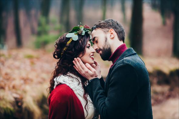 Marsala Wedding - фото №40
