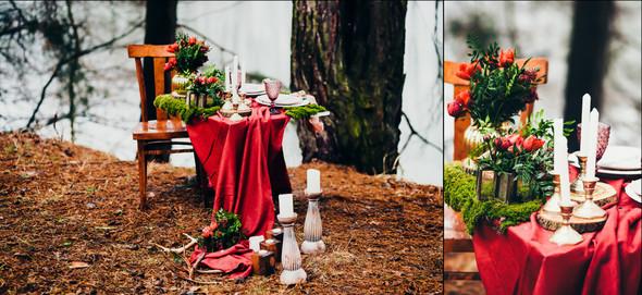 Marsala Wedding - фото №27