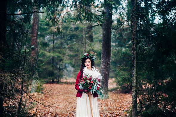 Marsala Wedding - фото №13
