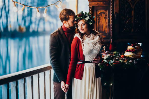 Marsala Wedding - фото №56