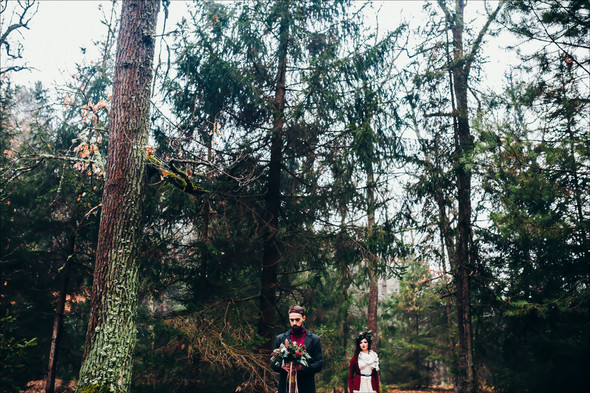 Marsala Wedding - фото №3