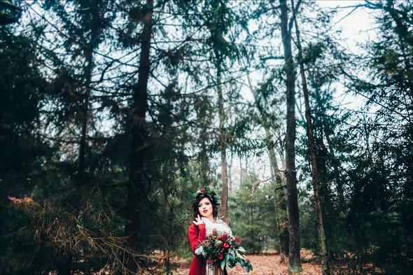 Marsala Wedding - фото №16