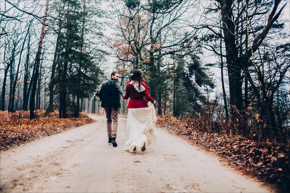 Marsala Wedding - фото №33