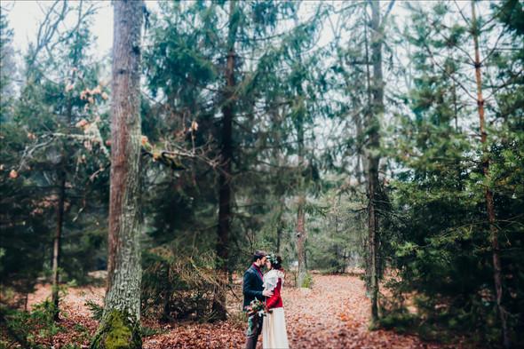 Marsala Wedding - фото №8