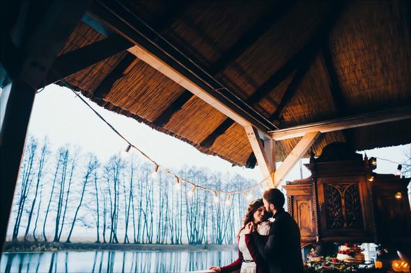 Marsala Wedding - фото №55