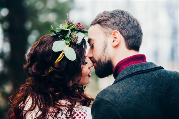 Marsala Wedding - фото №31