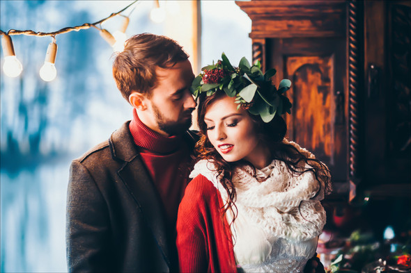 Marsala Wedding - фото №58