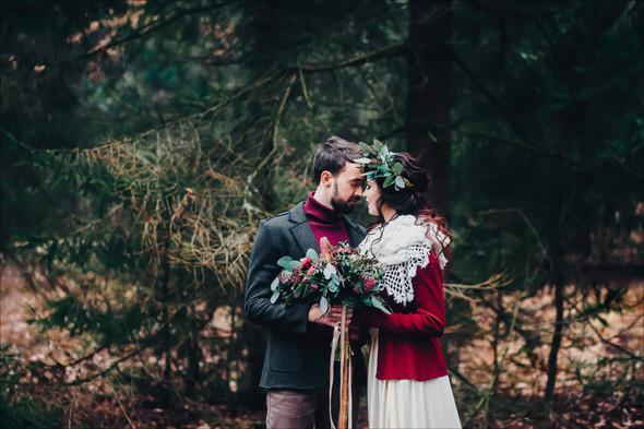 Marsala Wedding - фото №5