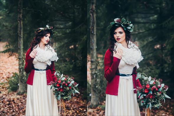 Marsala Wedding - фото №14