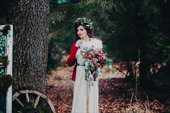 Marsala Wedding - фото №19