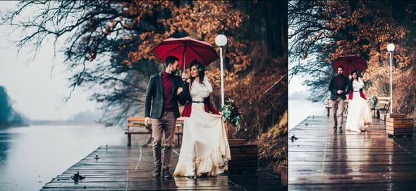Marsala Wedding - фото №49