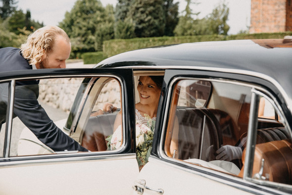 Свадьба в Копенгагене - фото №67