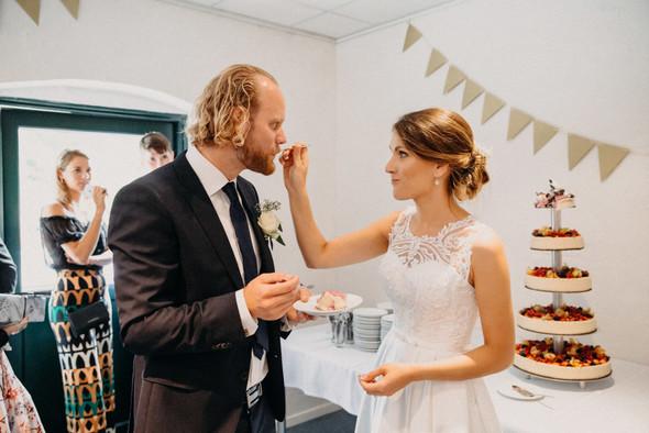 Свадьба в Копенгагене - фото №113