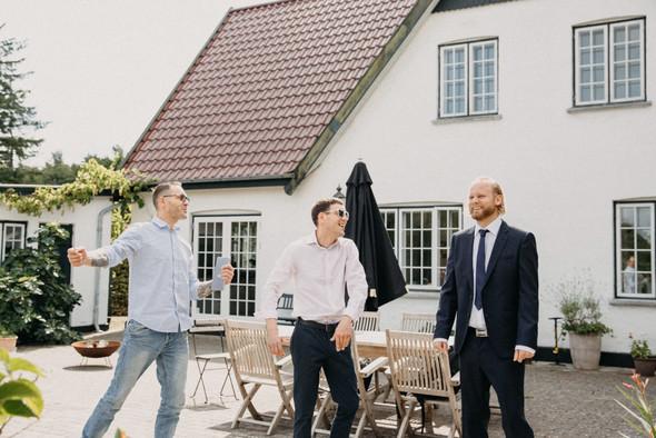 Свадьба в Копенгагене - фото №14