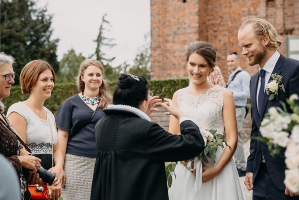 Свадьба в Копенгагене - фото №60