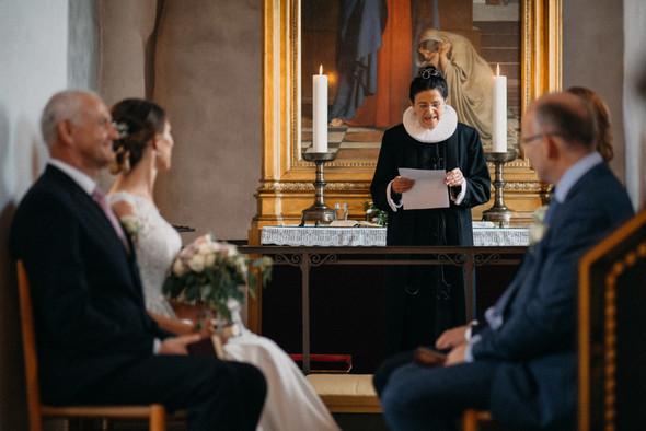 Свадьба в Копенгагене - фото №46