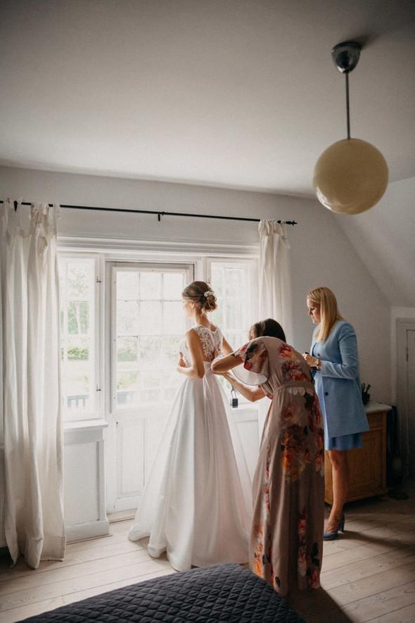 Свадьба в Копенгагене - фото №30