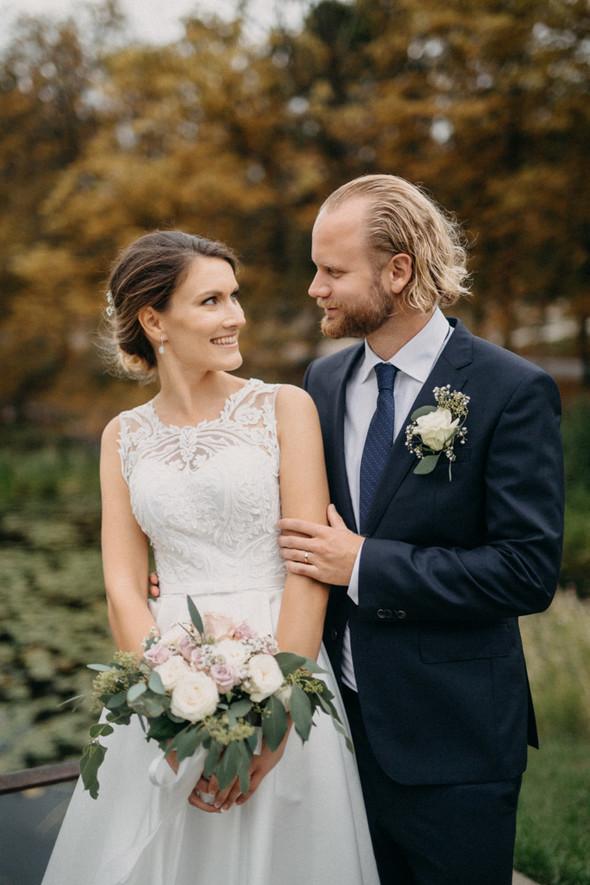 Свадьба в Копенгагене - фото №75
