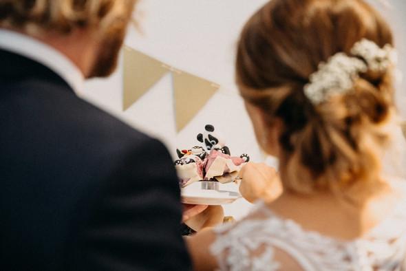 Свадьба в Копенгагене - фото №112