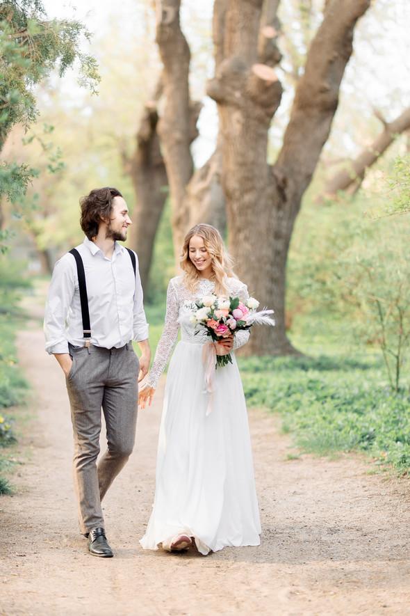 Anna & Victor Wedding - фото №64